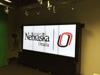 Christie Interactive Display Installed at University of Nebraska