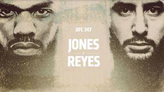 Live stream UFC 247