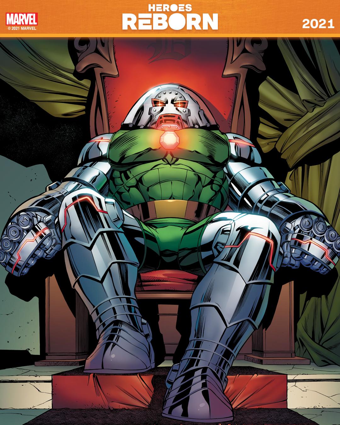 Juggernaut / Doctor Doom