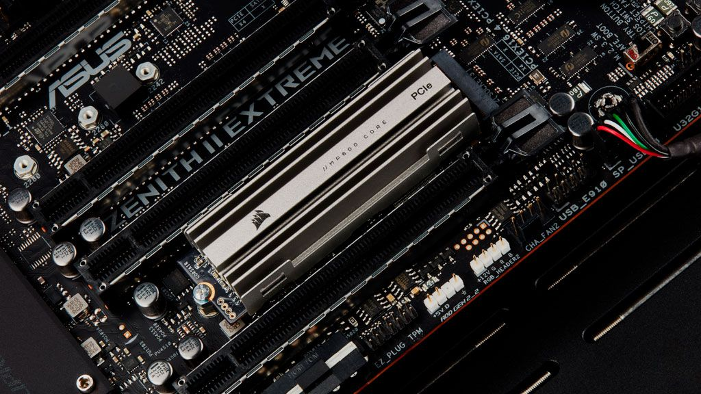 Even faster SSDs based on PCIe 5.0 are expected to arrive next year