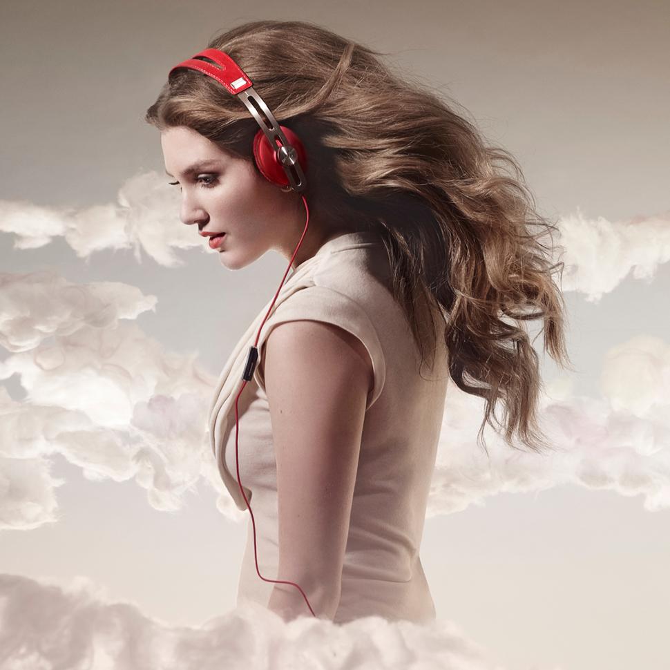 Luxury gadgets: Sennhesier Momentum On-ear headphones
