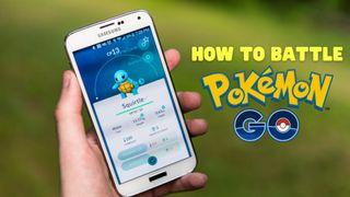 How to battle in Pokémon Go
