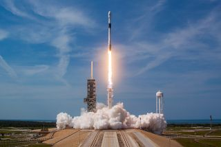 Falcon 9 Launches Bangabandhu-1 Satellite