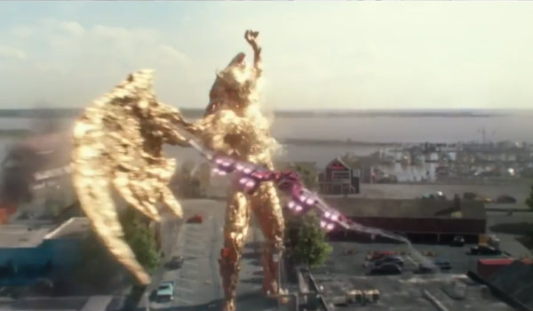 Power Rangers 2017 Goldar