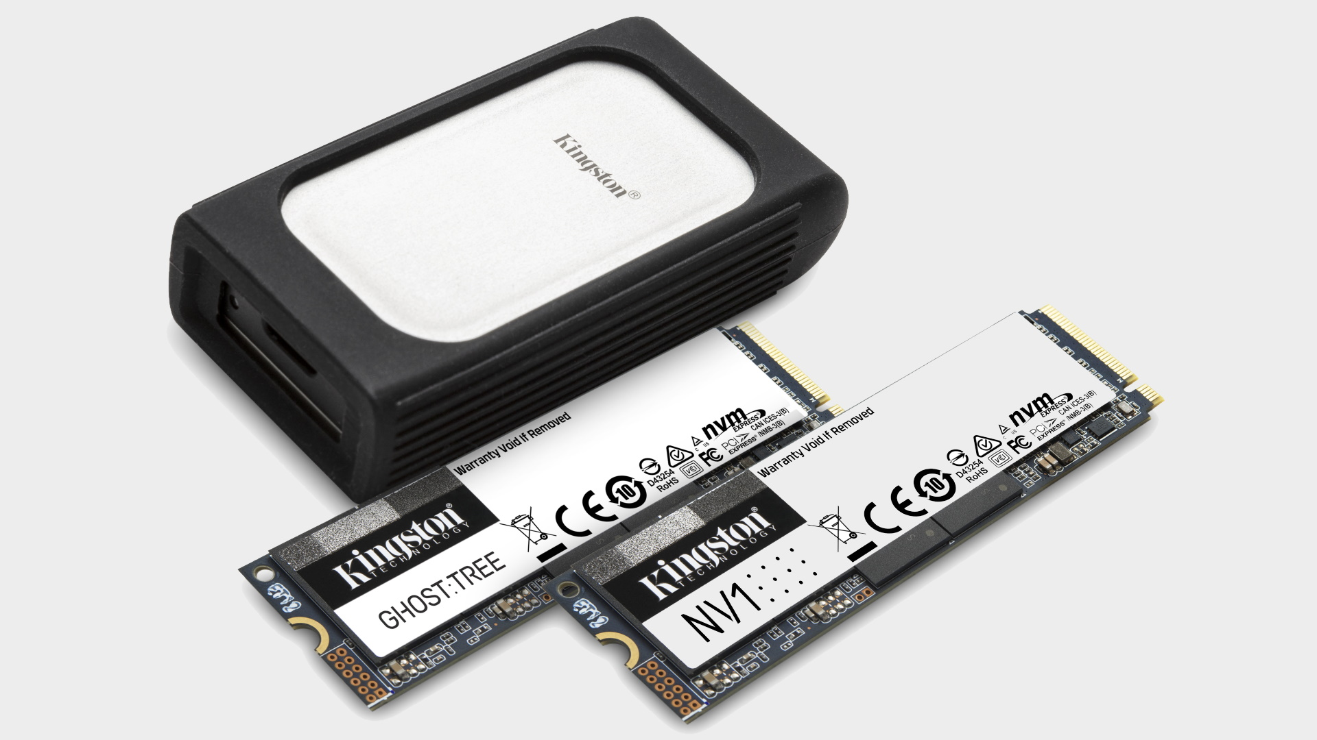 Kingston's Ghost Tree is a surprisingly cool name for a next-gen 7,000MB/s SSD