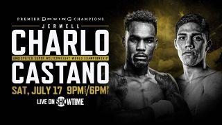 PBC presents Charlo vs. Castano on Showtime