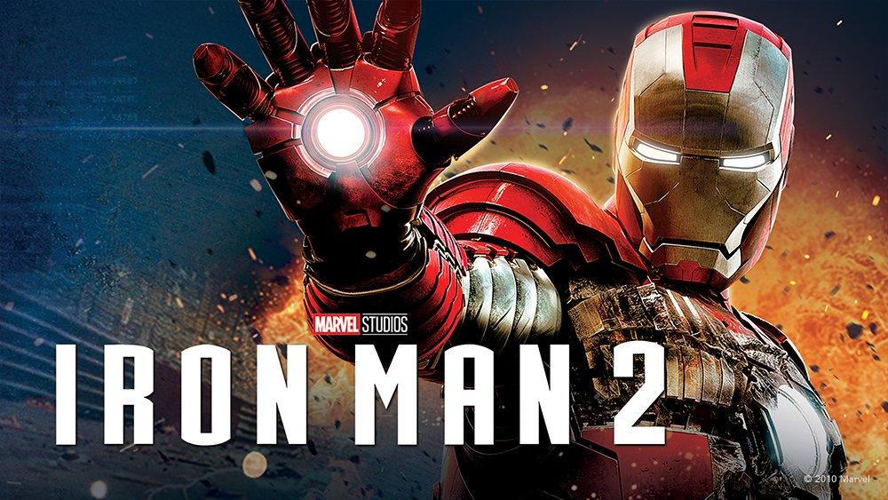 Iron Man 2: Best Marvel Movies