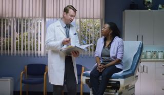 A screenshot from a new public service campaign ad that raises awareness about prediabetes.