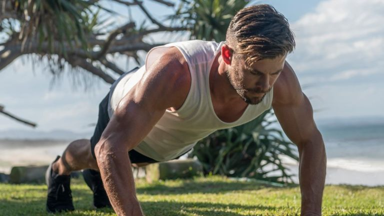 Chris Hemsworth workout and diet plan