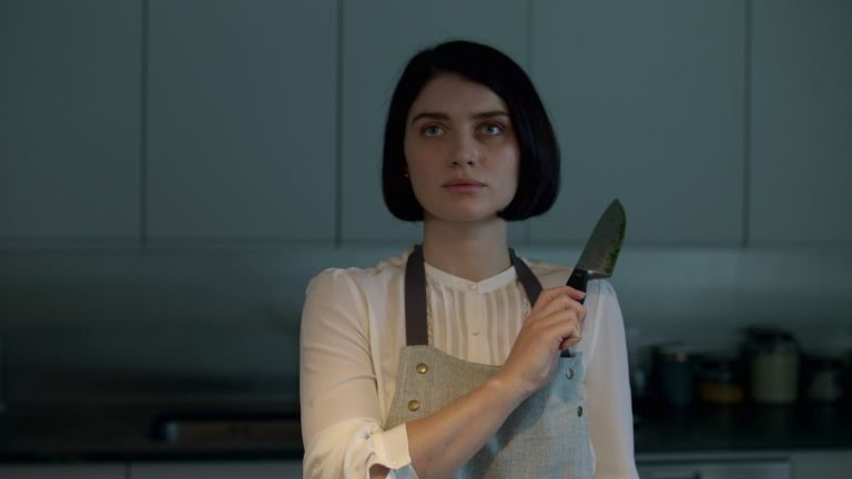 Eve Hewson as Adele in Netflix's Behind Her Eyes