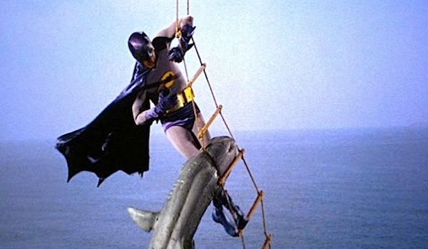 Bat Shark Repellant