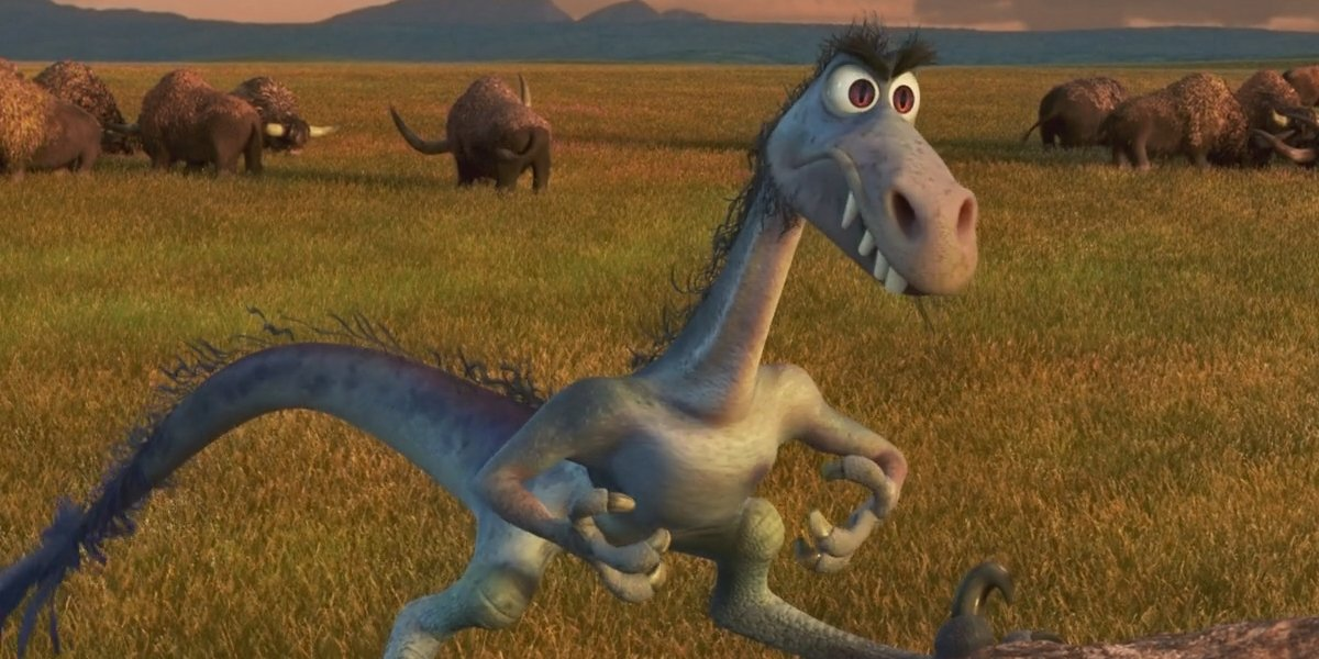 John Ratzenberger as Earl in The Good Dinosaur
