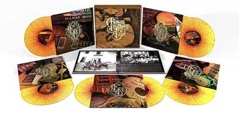 The Allman Brothers Band Trouble No More - 50th Anniversary Collection
