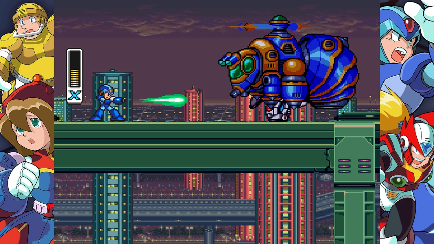 Mega Man X Legacy Collection Is a (Mostly) Great Retro