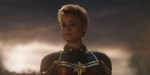 Brie Larson's Still Looking Captain Marvel Strong As She Prepares For The Marvels With Massive Weights