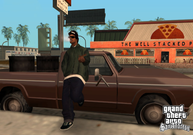 GTA San Andreas Coming To Mobile Devices #29851