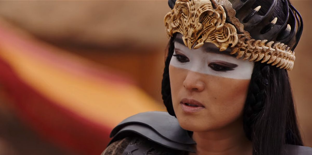 Villain Filled Mulan Trailer Gets Down To Business To Defeat The Huns Cinemablend