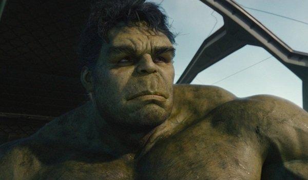 The Hulk Thor: Ragnarok