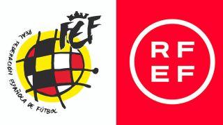 RFEF rebrand