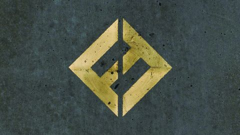 Cover art for Foo Fighters - Concrete And Gold album
