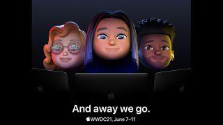 Apple WWDC 2021 keynote