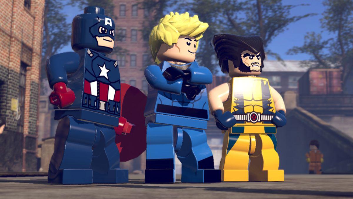The best superhero games | PC Gamer