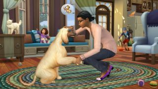 The best dog games - Sims