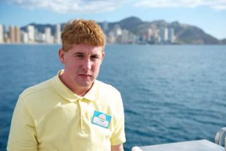 Benidorm's Adam: 'It goes horribly wrong for Liam'
