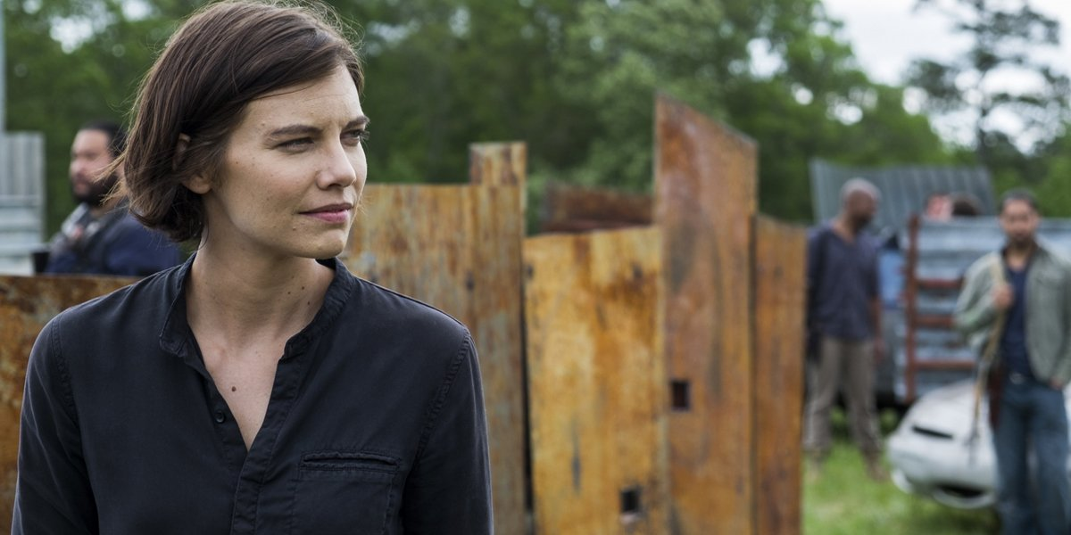 Lauren Cohan as Maggie The Walking Dead AMC