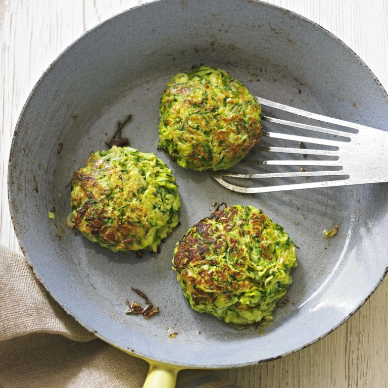 Courgette Fritters recipe-Courgette recipes-recipe ideas-new recipes-woman and home