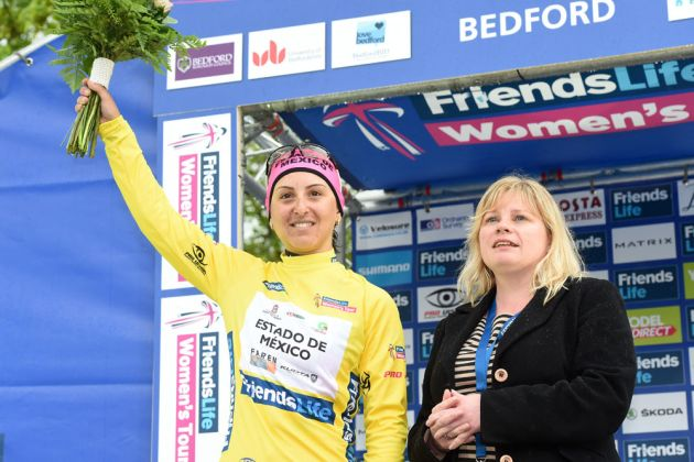 Rossella Ratto, Women's Tour 2014 stage two