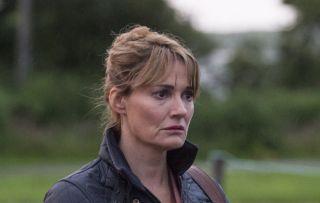 Sarah Parish plays Cath Atwood in Broadchurch