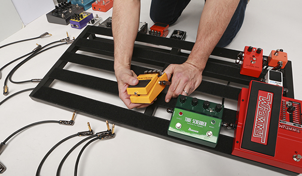 how to build the ultimate pedal board guitarworld