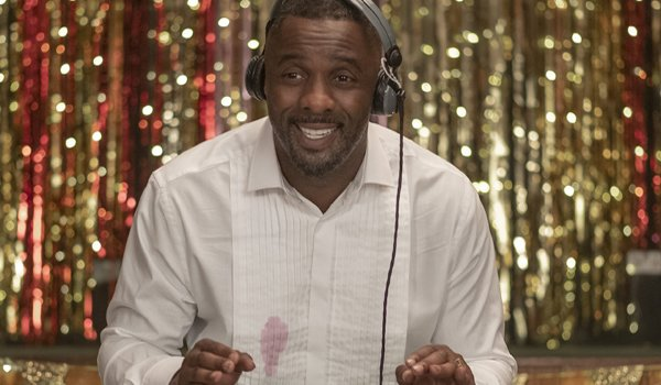 Idris Elba smiles Netflix Turn Up Charlie