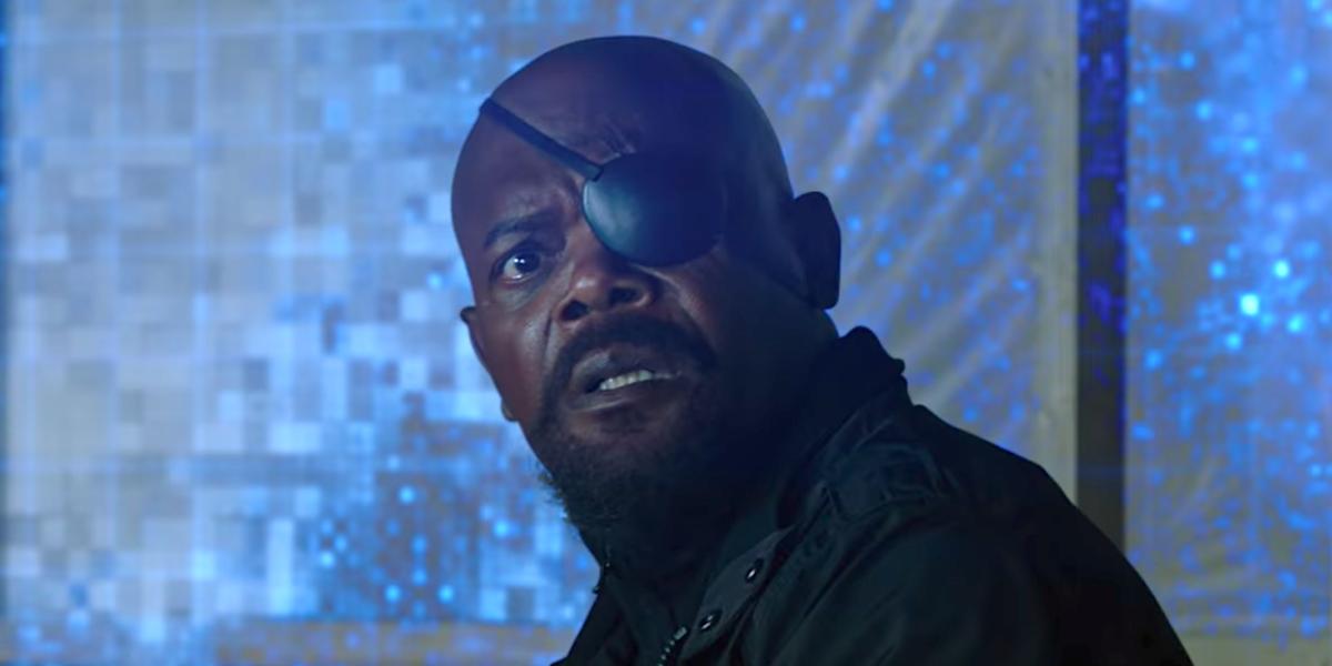 Samuel L. Jackson's Nick Fury Is Getting His Own MCU TV Show