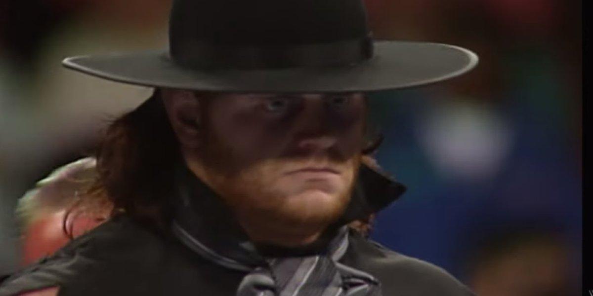 The Undertake making his debut at Survivor Series