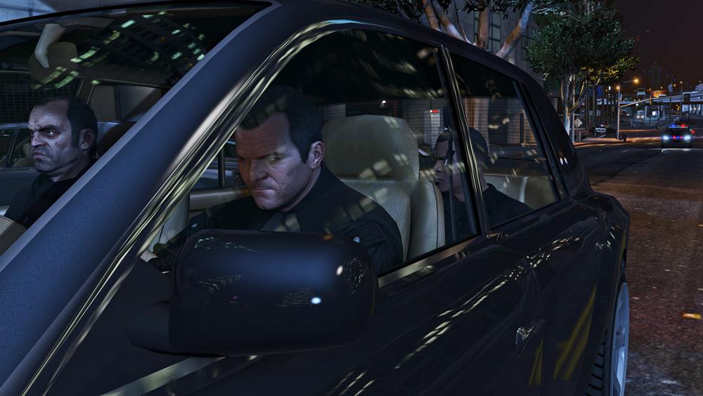 GTA 5 PC Screenshots Show Off Updated Graphics #32603