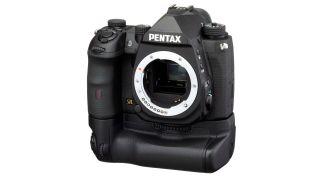 Pentax flagship APS-C DSLR