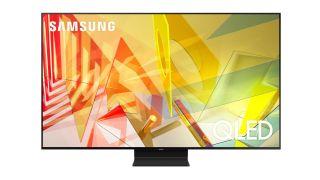 Save 32% on Samsung Q90 4K TV in Newegg's FantasTech sale