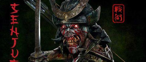 Iron Maiden - Senjutsu album cover