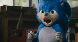Sonic shocked