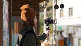 Best cameras for vlogging: Sony ZV-1