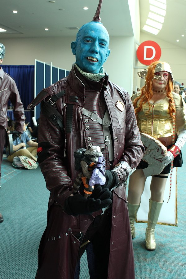 The 2018 Comic-Con Cosplayers Saved The Best Costumes For Last #2475809