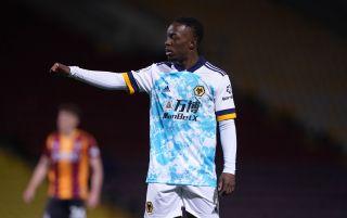 Bradford City v Wolverhampton Wanderers U21 – EFL Trophy – Utilita Energy Stadium