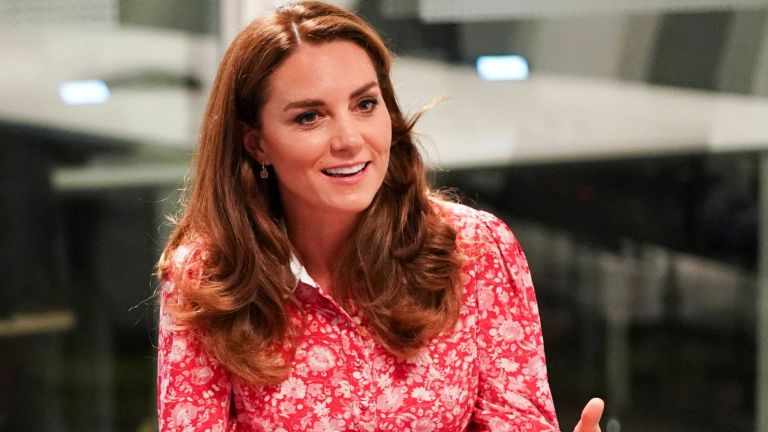 Duchess of Cambridge in Missoma earrings