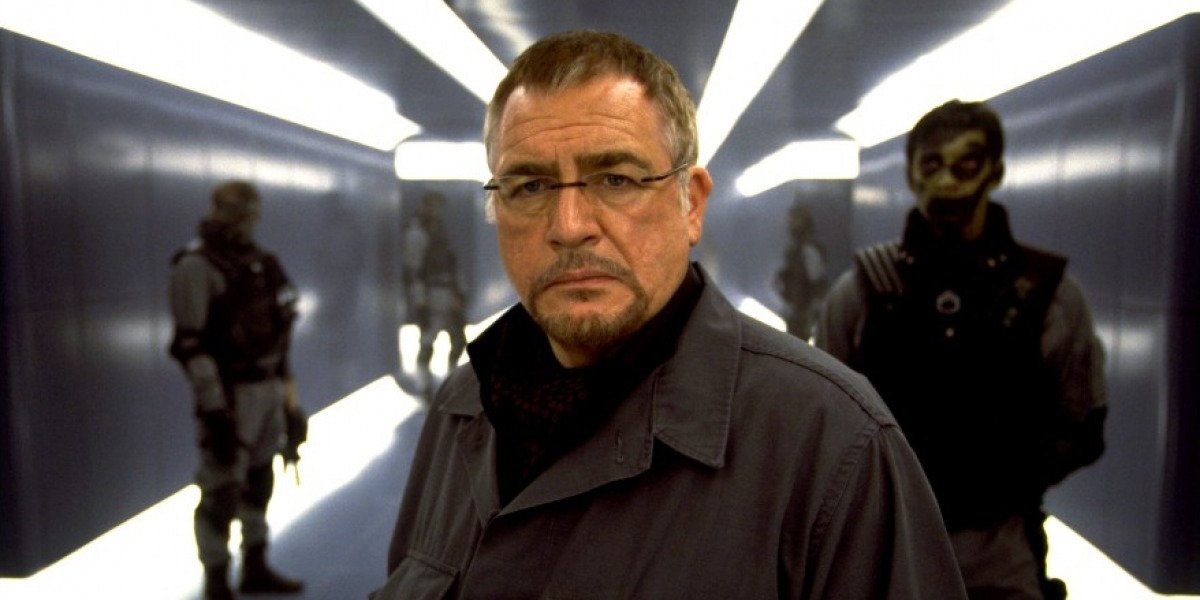 Brian Cox as William Stryker on X2: X-Men United