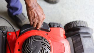 What to do if your lawn mower won't start