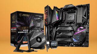 MSI X570 Godlike