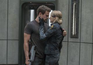 Theo James Shailene Woodley The Divergent Series: Allegiant