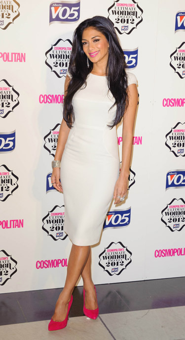 Tulisa, Nicole win Cosmo Women of the Year awards